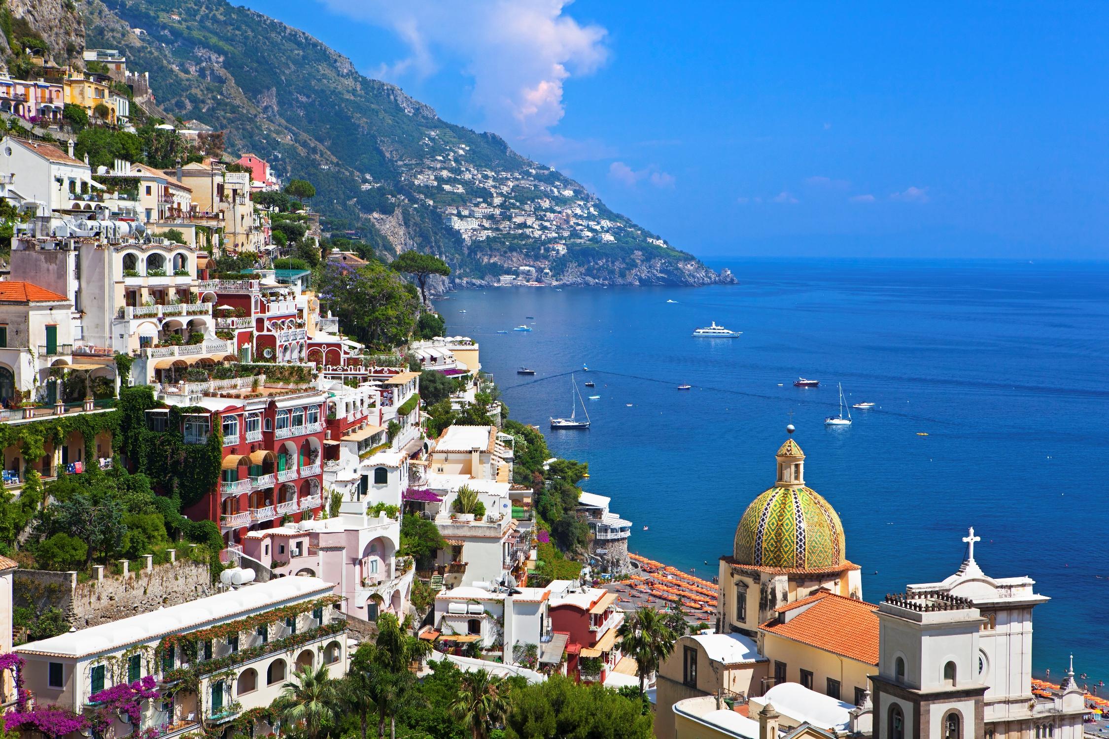 Dreaming Amalfi Coast Positano