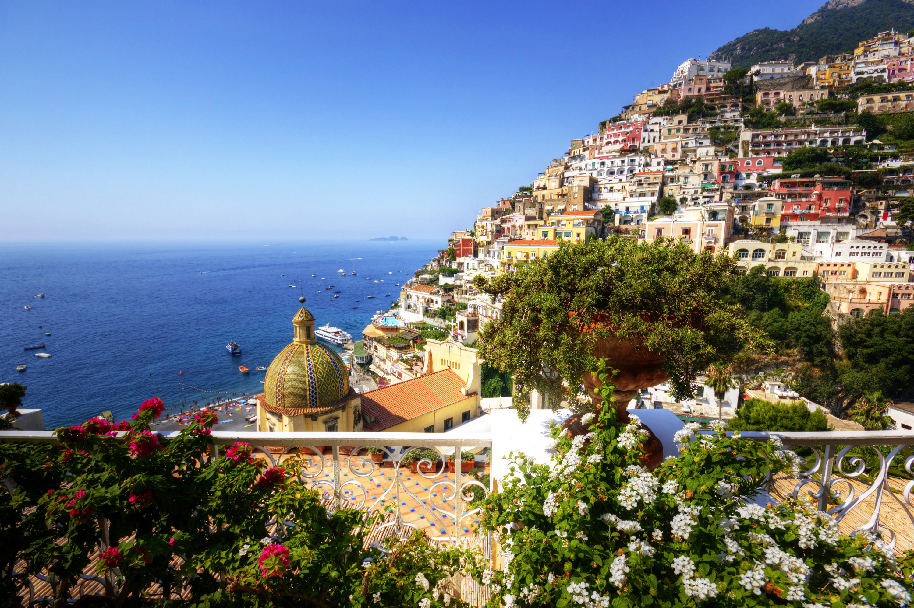 SHORE EXCURSIONS - Pompeii - Sorrento - Positano