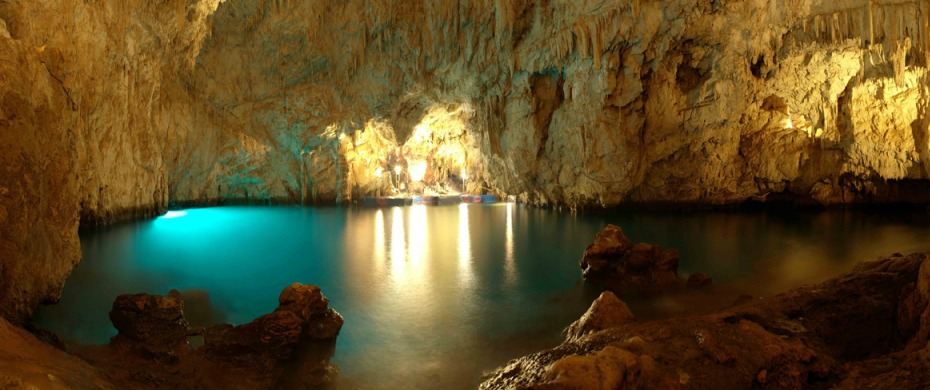 OUR AREA - The Emerald Grotto