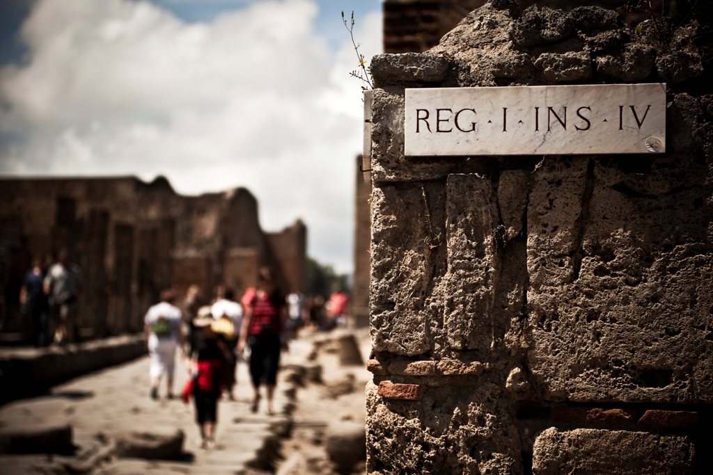 SHORE EXCURSIONS - Pompeii - Ercolano - Vesuvio