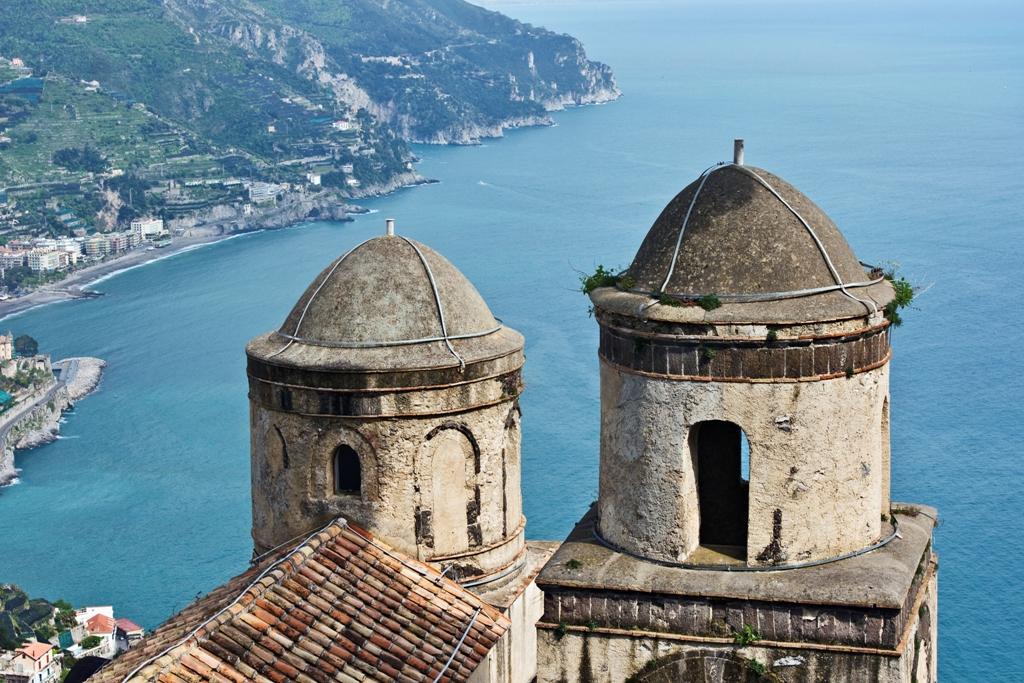 DAY TOURS - Pompeii - Positano - Amalfi - Ravello
