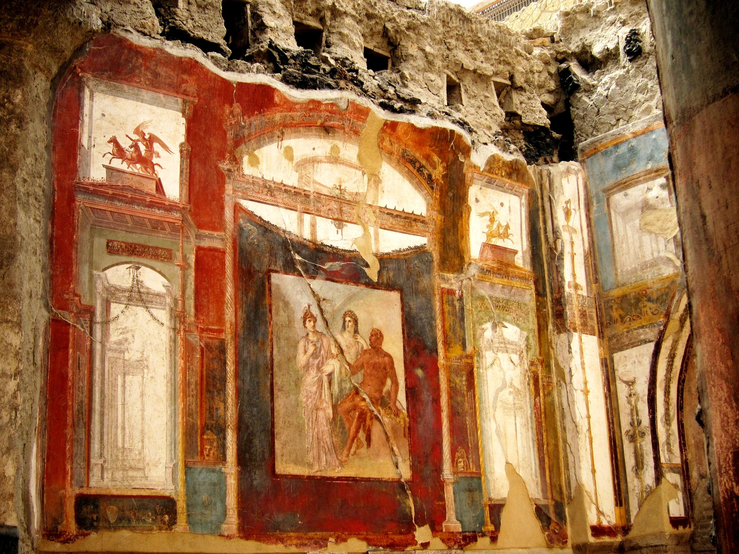 OUR AREA - Herculaneum