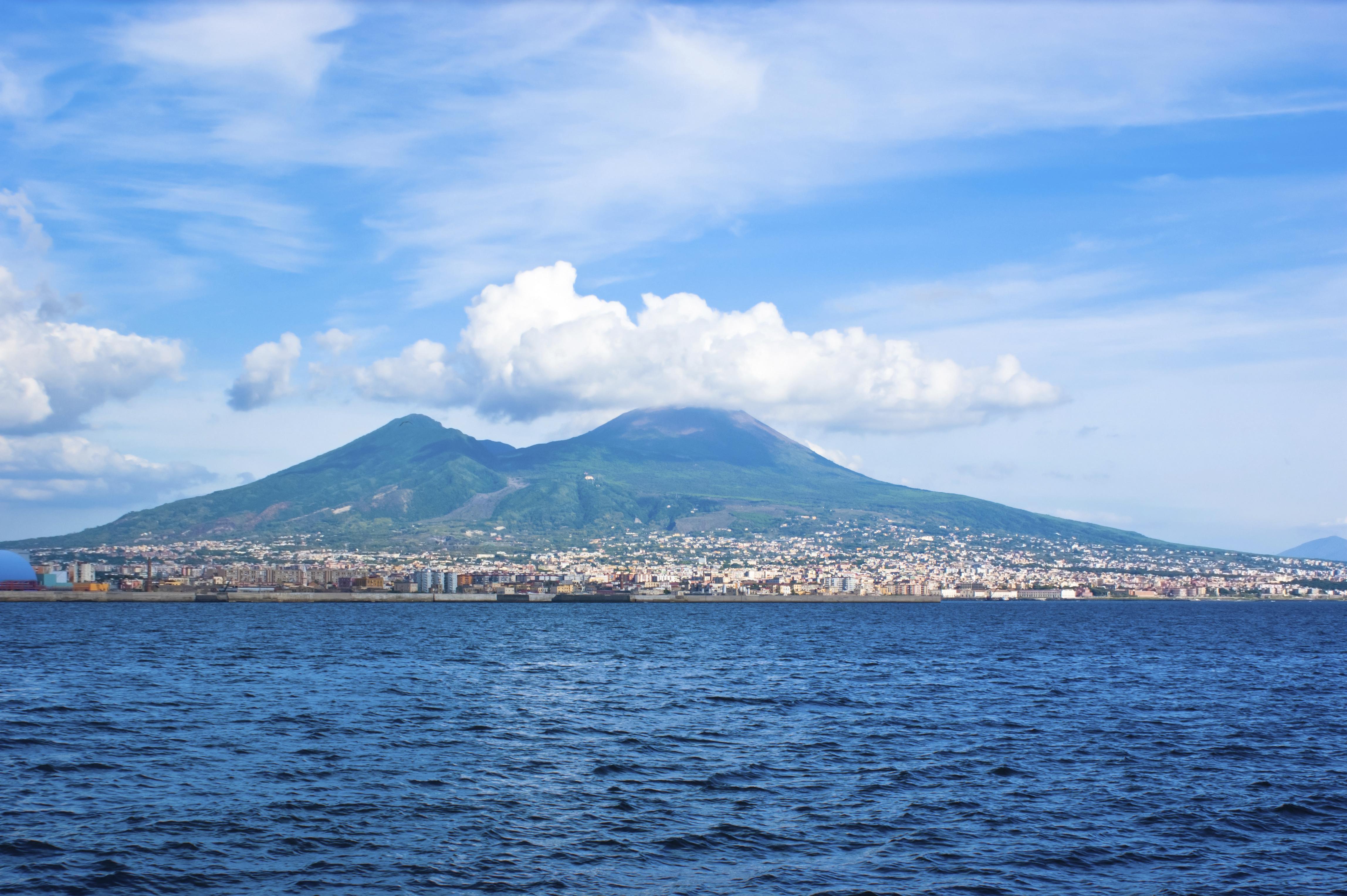 OUR AREA - Mount Vesuvius
